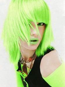 1000 images about Green hair on Pinterest