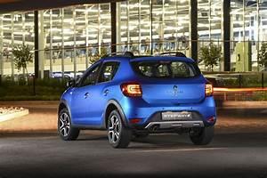 Renault Introduces New Sandero Stepway Plus