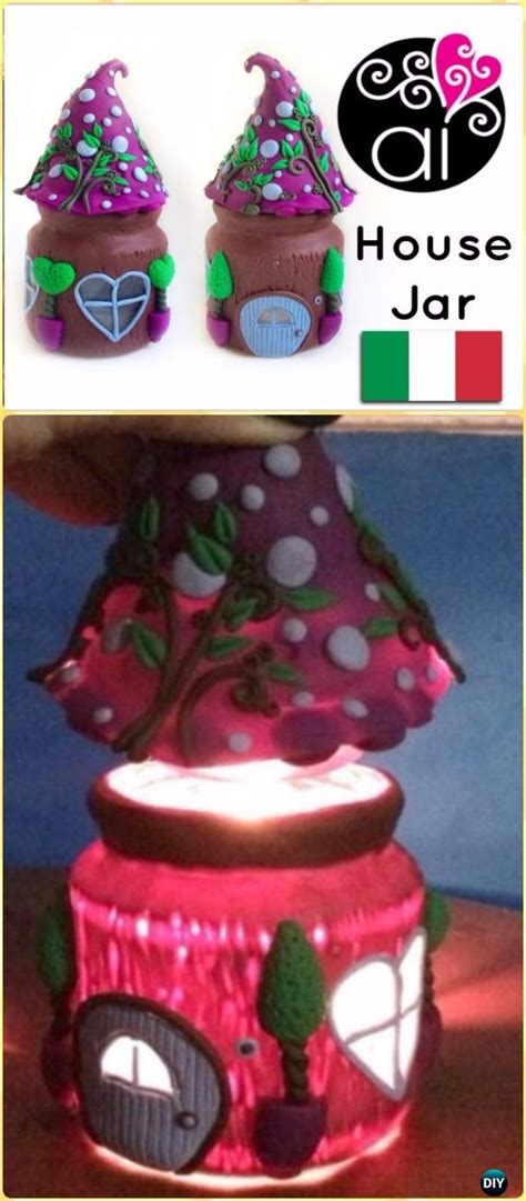diy fairy light craft projects ideas  instructions