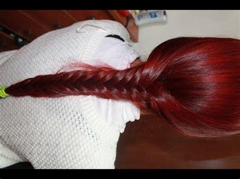 como tinturar el cabello de rojo   dye hair red