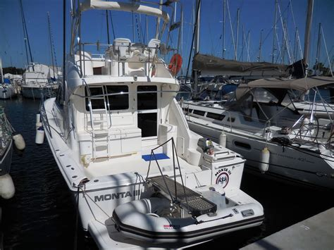 Sport Fishing Boat For Sale In Florida by 2003 Riviera 42 Flybridge Power Boat For Sale Www