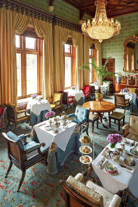 ashford castle luxury hotel  western ireland ireland
