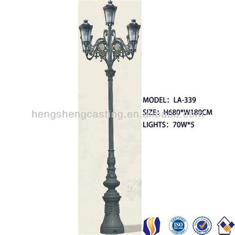 outdoor antique light poles for sale view