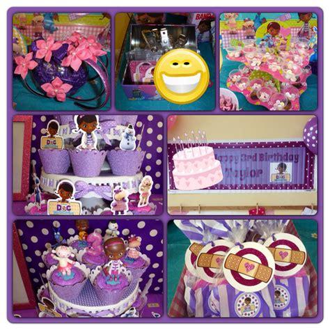 Doc Mcstuffins Decorations - doc mcstuffins ideas birthday doc