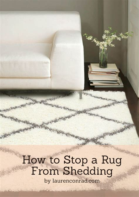 how to stop shedding odds ends how to stop a rug from shedding conrad