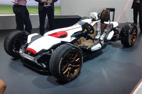 Ariel Atom Honda Engine by Honda Project 2 4 Concept Previews Future Ariel Atom Rival