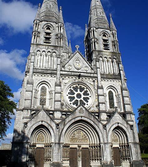 siege de gaming cork la cathédrale finbarr emblème de la ville