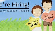 Image result for Nursery worker