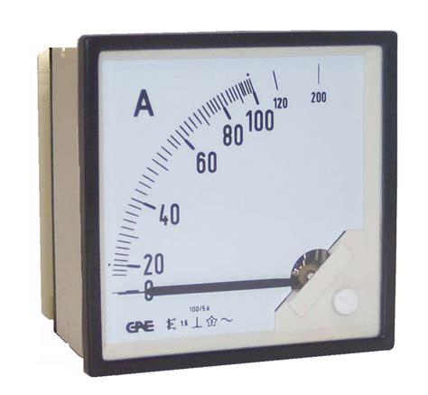 Lux Light Meter by Product Detail Ampere Meter Gae