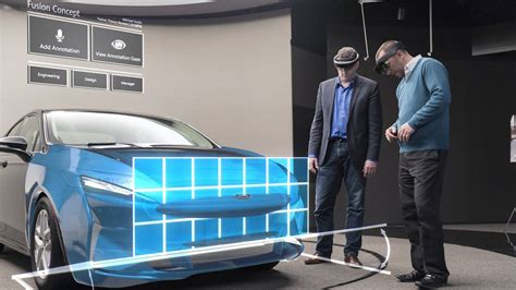 Ford Tests Virtual Reality Modeling For New Cars
