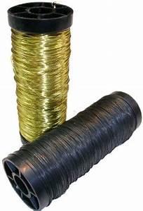 Fil De Fer Recuit : bobines de fil laiton et fil de fer 250 g fil de fer n ~ Dailycaller-alerts.com Idées de Décoration