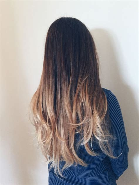 Top 25 Ideas About Brown Ombre Hair On Pinterest