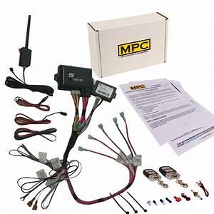 Remote Start  U0026 Keyless Entry Fits Select Chevy  U0026 Gmc  2002