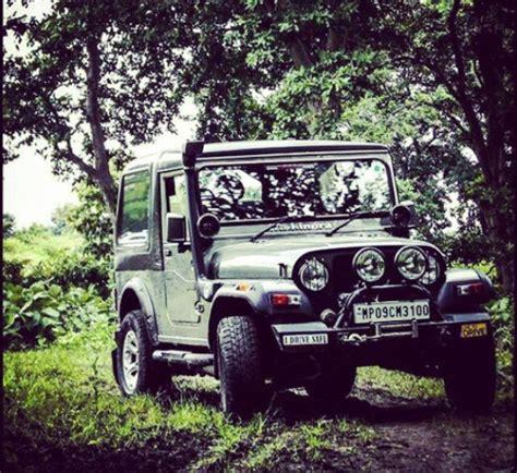 Thar Jeep Wallpaper Hd