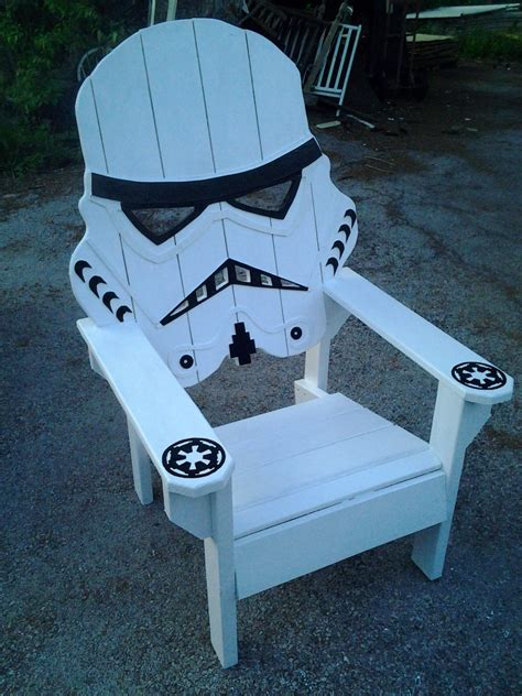 wars trooper chairadirondack chair yard