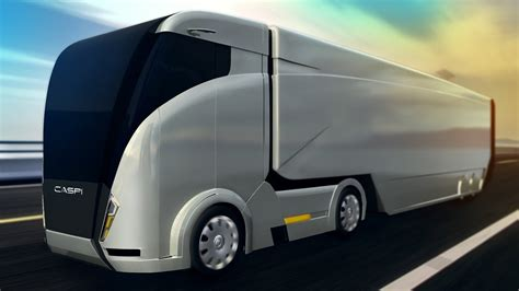 future caspi truck concept youtube