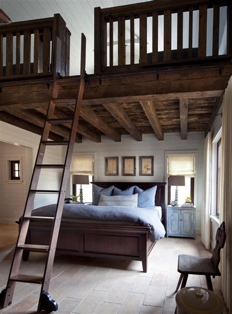 Bedroom Ideas Loft by 25 Farmhouse Bedroom Design Ideas Decoration