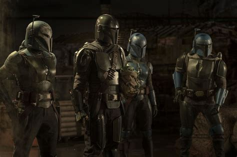 The Mandalorian Season 2: New Images Show Off Katee ...