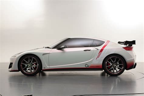 2010 Toyota Ft86 G Sports Concept  Toyota Supercarsnet