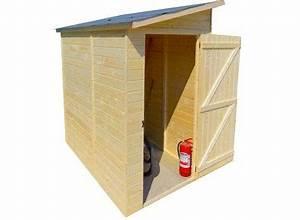 Abri Moto Bois : abri en bois pour 2 velos ou motos 1 30 x 2 23 m abris v los pinterest ~ Melissatoandfro.com Idées de Décoration
