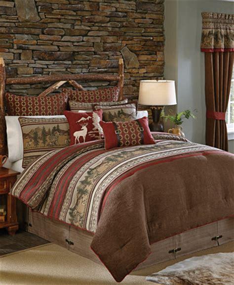 comforter sets at macy s croscill oakwood california king comforter set