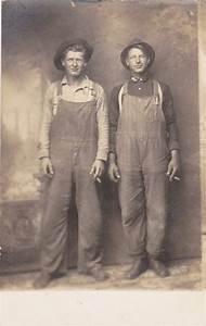 Edwardian Farmers- 1900s Antique Photograph- Farmhands in ...