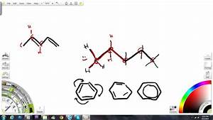 How To Draw  Bond Line Structures For Organic Chemistry