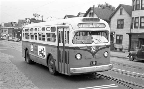 Service Nj by Bloomfield Nj 1951 Buses From The Past