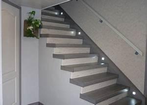 Recouvrir Escalier Béton : devis escalier en b ton mon ~ Premium-room.com Idées de Décoration