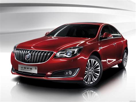 fotos de buick regal china