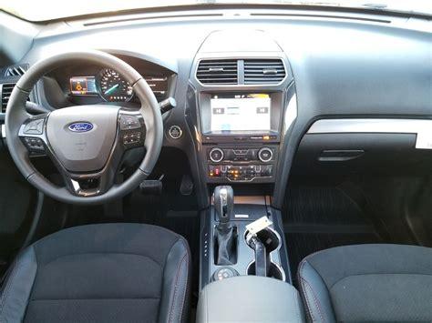 New 2018 Ford Explorer Xlt 4 Door Sport Utility In