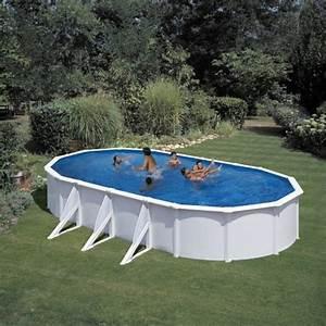 Piscine Hors Sol Metal : piscine hors sol atlantis 7 30 x 3 75 m h 1 32 m gre ~ Dailycaller-alerts.com Idées de Décoration
