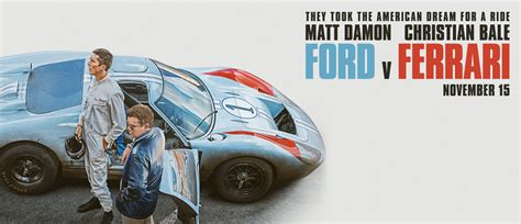 ford  ferrari sebuah film seru  tak  terlewat