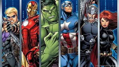 Avengers Assemble Marvel Mural Wall Wallpapers Comics