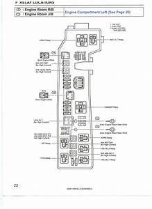 2004 Toyota Corolla Ce Fuse Box Diagram