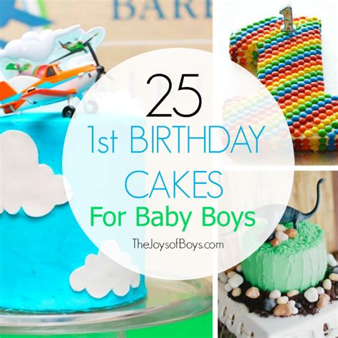birthday cakes  boys perfect  st birthday