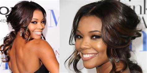 Bold Wedding Hairstyles Gabrielle Union Should Consider