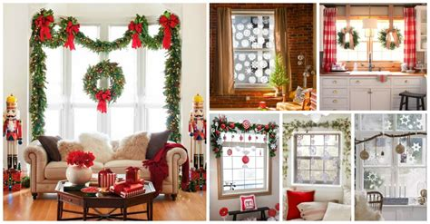 diy christmas window decorating ideas 15 most fascinating windows decorating ideas