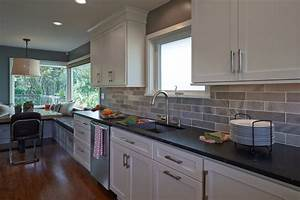 davausnet cuisine chene repeinte blanc avec des idees With idee deco cuisine avec meuble rustique