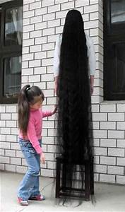 Xie Qiuping - World's Longest Hair Women ~ beautyway2life