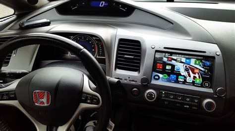 Vehicle Specific Android Car Stereo For Honda