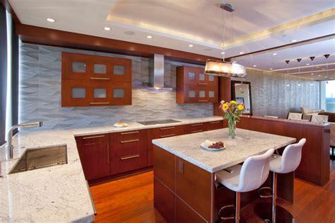 kitchen design innovations houstonian residence contemporary kitchen
