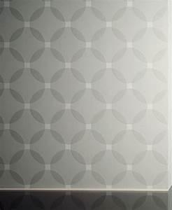 Tapete Geometrische Muster : tapete maude grauweiss achatgrau lichtgrau tapeten der 70er ~ Sanjose-hotels-ca.com Haus und Dekorationen