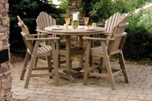 Poly Lumber Outdoor Furniture Gallery