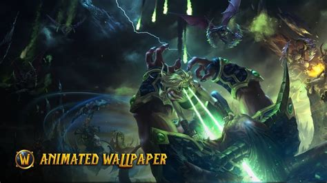 World Of Warcraft Animated Wallpaper - warcraft season animated wallpaper