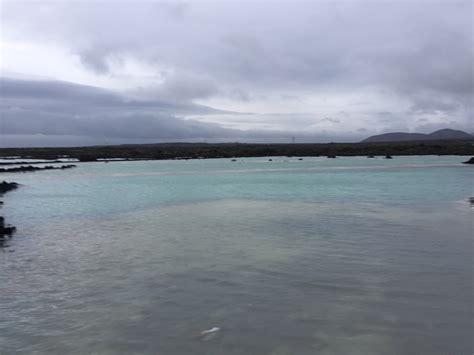 Blue Lagoon Geothermal Spa Grindavík Iceland Natural
