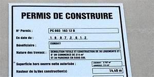 Panneau De Permis De Construire : panneaux permis de construire trendy panneaux permis de ~ Dailycaller-alerts.com Idées de Décoration