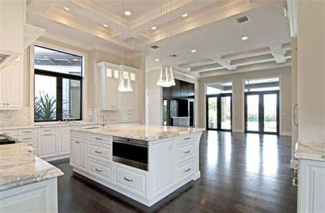 open floor plans with large kitchens 27 open concept kitchens pictures of designs layouts