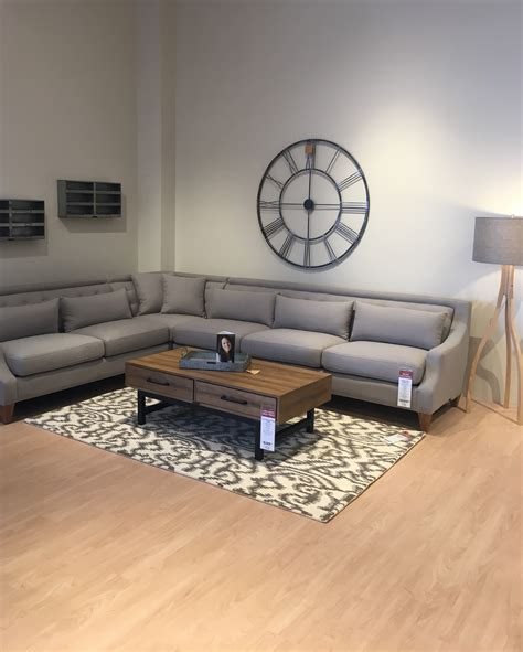 joanna gaines sectional sofas now introducing magnolia home by joanna gaines wg r
