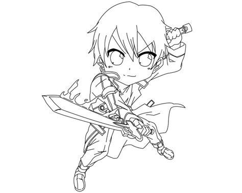 sword disegni da colorare kirito coloring pages lineart sword